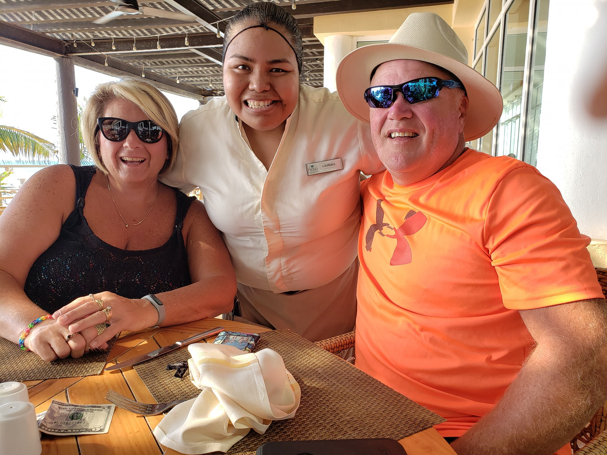 Just returned from a great trip to Cancun/Riviera Maya at the NOW JADE. It was b…
