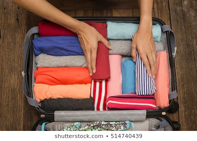 My top 5 packing tips   1. Roll, don't fold.2. Make a packing list 3. Follow the…